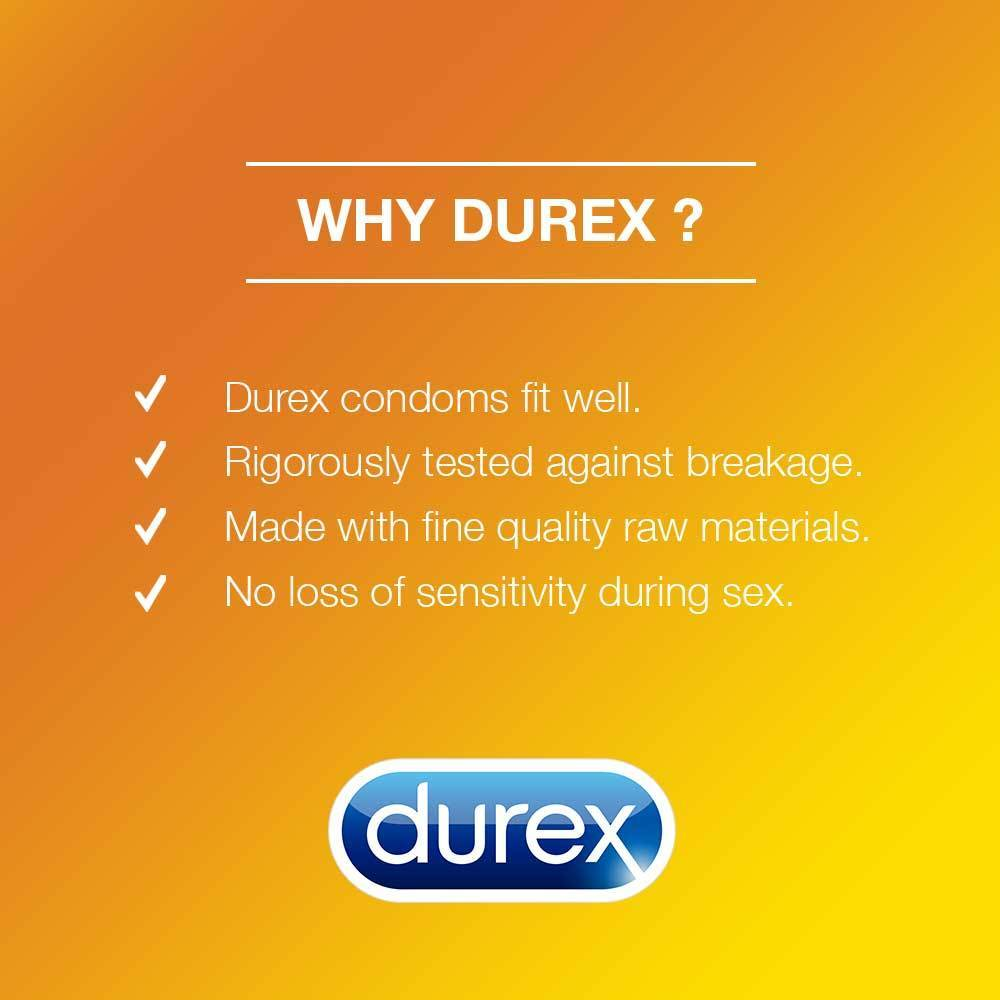 Pleasure Packs (Durex Tingling 50ml, Extra Ribbed 10 Units)
