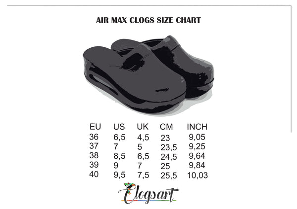 Flamingo Air Max Clogs