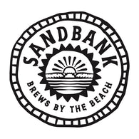 sandbank brews by the beach coffee van