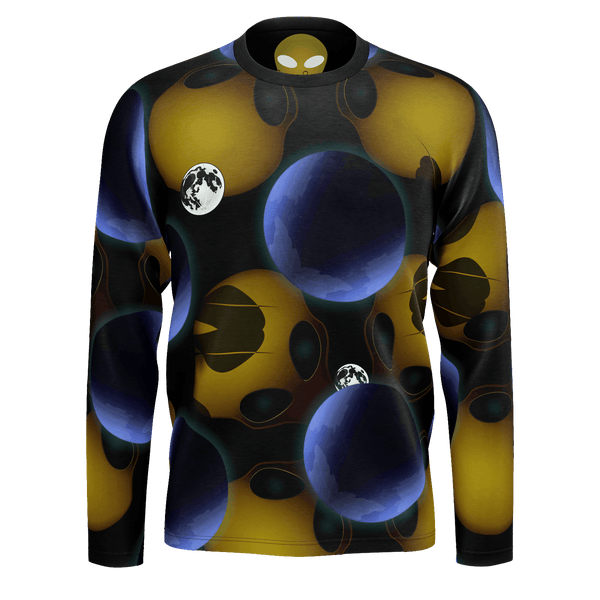 Alien Worlds Long-Sleeved T-Shirt