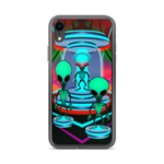 iPhone Case - Alien Teleportation Station