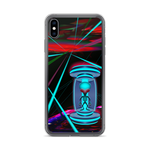 iPhone Case - Alien Teleportation
