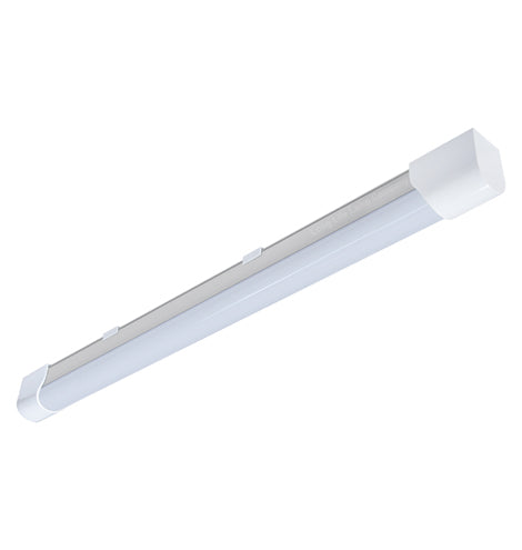10W Slim LED Batten 6500k 2 feet Tube Light Fluorescent Replacement T600