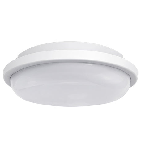 24w LED Bulkhead Round Ceiling Light Flush Mounted 6500k CW03 IP54