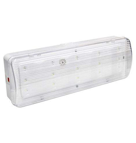 3w LED Emergency Light Non-Maintained/Maintained 180 Minutes EML01