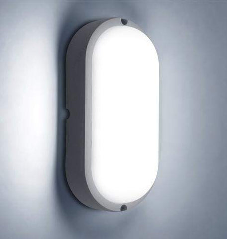 15w LED Bulkhead Light IP65 6500k Wall Mount Outdoor Garden Light