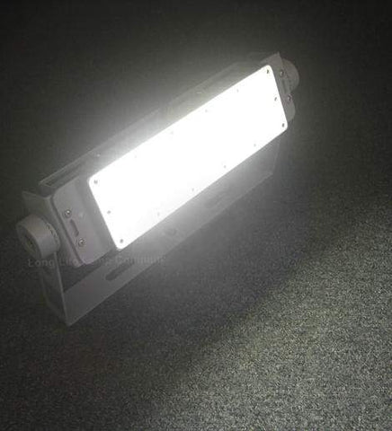 50w LED Tunnel Light 6000k IP65 High Brightness Flood Light