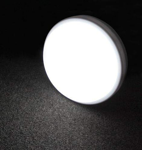 18w LED Bulkhead Ceiling Light Mounted Round Dome 6500k Cool White