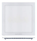 24w Recessed Ceiling LED Square Panel 7000K Cool White 300 x 300