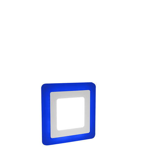 6w Recessed Ceiling LED Square Panel 145 x 145