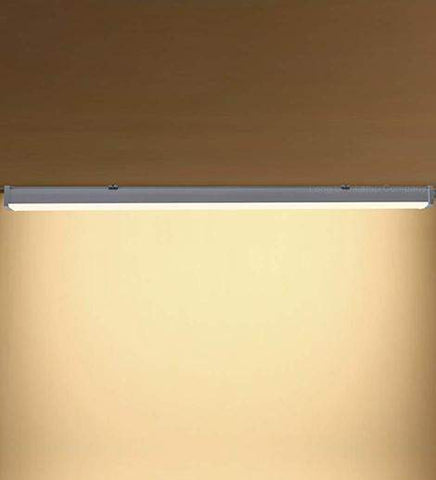 45w 5 feet LED Ceiling Batten Light Triproof Fitting IP66 Warm White 3000K