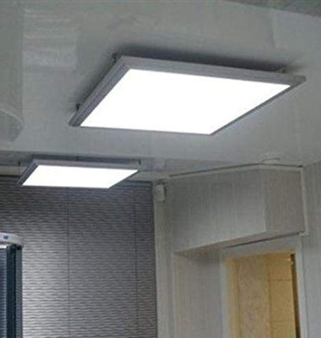 LED Panel Surface Mounting Frame Box Kit For Ceiling Panel 600 x 600 White Body