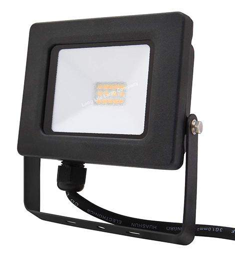 10w Outdoor LED Floodlight Warm White Replacement for Halogen R7s