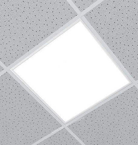 10 PACK 40w Recessed Ceiling LED Panel 6500K Cool White 600 x 600
