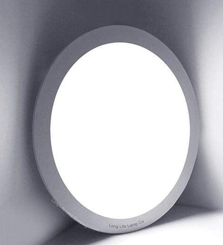 24w Recessed Ceiling LED Round Panel 7000K Cool White 300mm