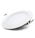 round ceiling light white 18w