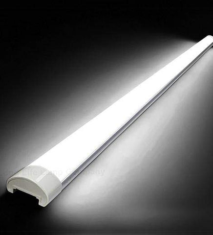60w 5 feet LED Ceiling Batten Light Triproof Fitting 6500K Ultra Slim