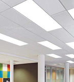 40w Recessed Ceiling LED Panel 6500K Cool White 1200 x 300