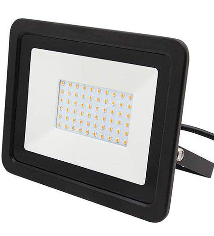 50w Outdoor LED Floodlight IP65 Waterproof Warm White 3000k AF1709