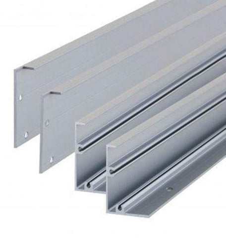 LED Panel Surface Mounting Frame Box Kit For Ceiling Panel 600 x 600 Silver Body