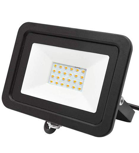 20w Outdoor LED Floodlight IP65 Waterproof Warm White 3000k AF1707