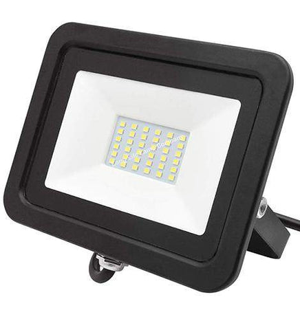 30w Outdoor LED Floodlight IP65 Waterproof Cool White 6500k AF1706
