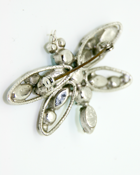 1950's REGENCY dragonfly brooch