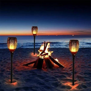 SOLAR FLAME TORCH (Buy 4 Free Shipping)