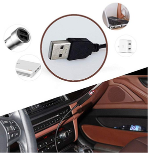 Plug and Play-Car and Home Ceiling Romantic USB Night Light!(Limited time offer $20)