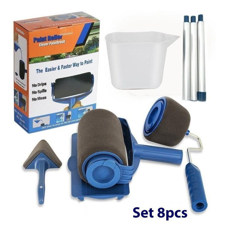 Multi-Purpose Paint Rollers PRO SET [New 2020]