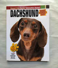 Load image into Gallery viewer, Dachshund Kennel Club book