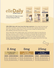 Load image into Gallery viewer, ElleDaily CBD Gels