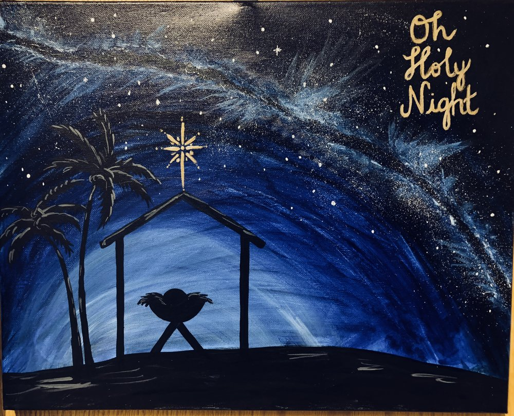 O Holy Night Advent Calendar PREORDER ONLY