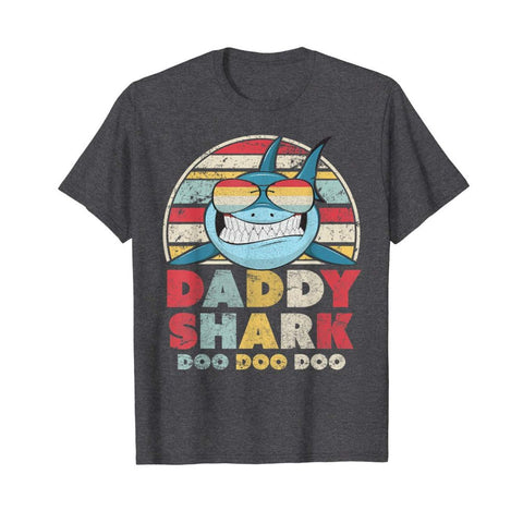 Image of Family Shark Tee