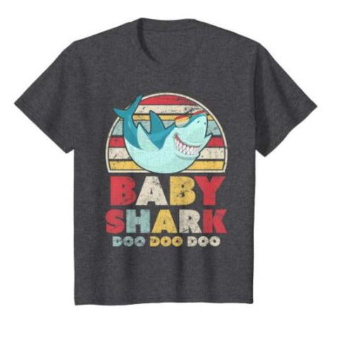 Image of Family Shark Tee - Baby Shark