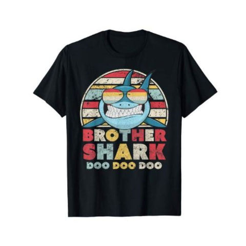 Family Shark Tee - Brother Shark