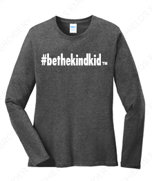 Adult Long Sleeved T-Shirt (Crew Neck)