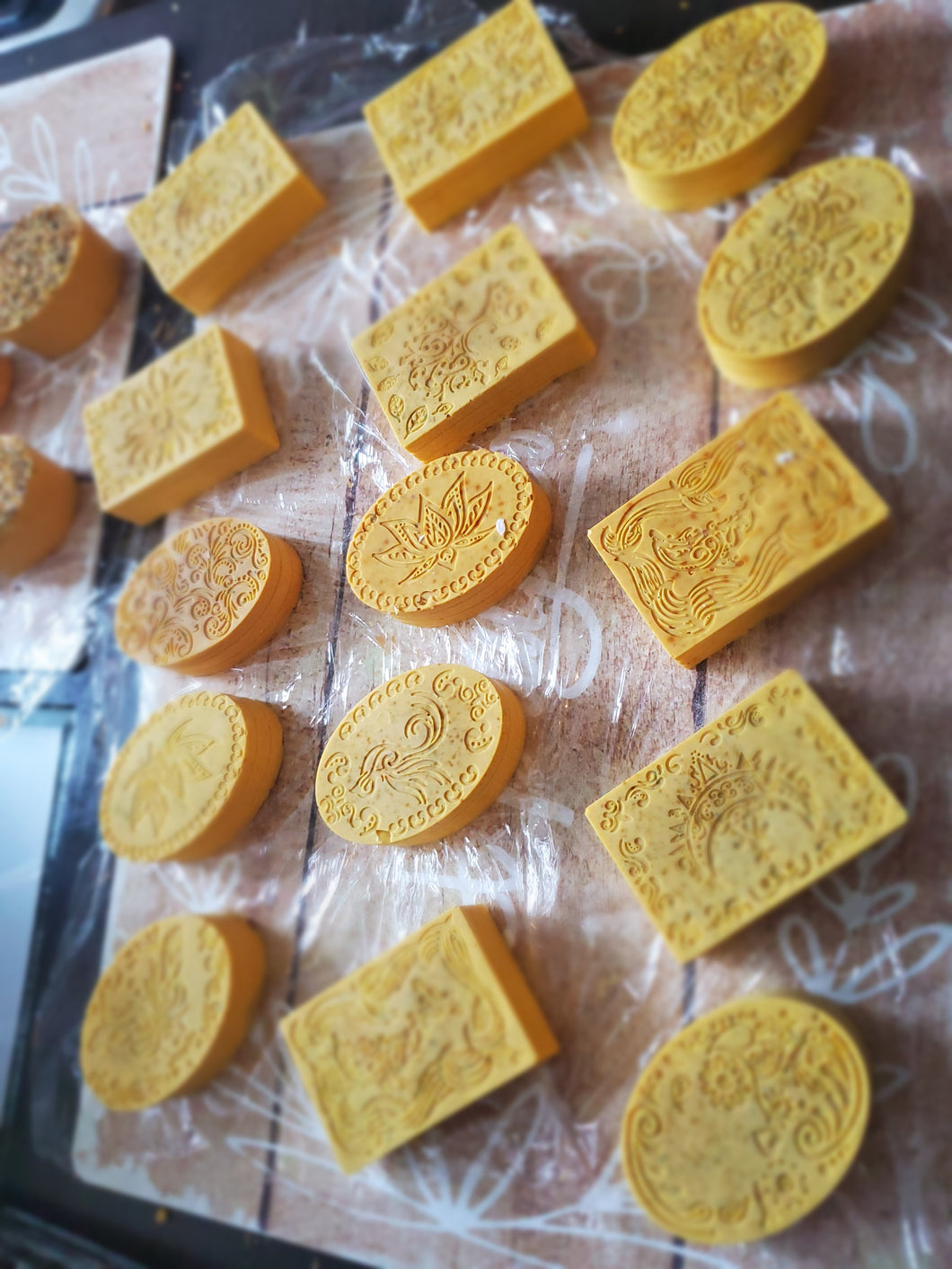 Turmeric Facial Bar