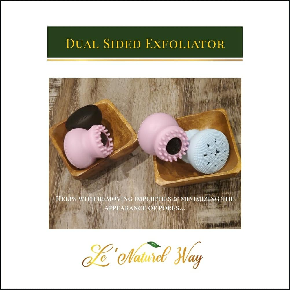 Double-Sided Exfoliator