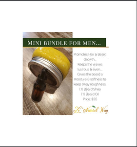 Mini Bundle for Men