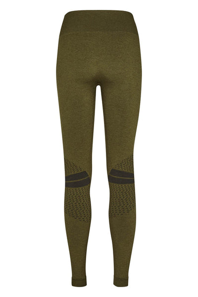 Beluga Classic Tights Long - Army