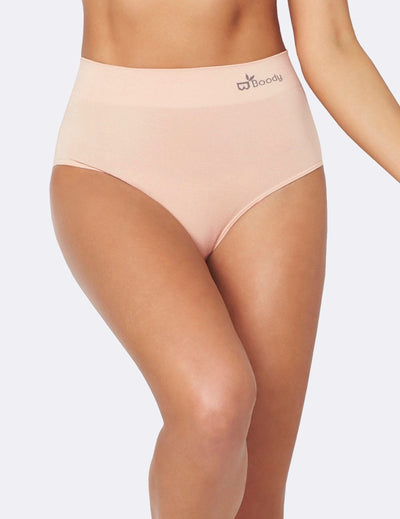 Bambus Full Briefs - Nude