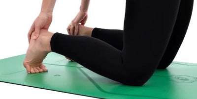 LIFORME  YOGA MAT - Green