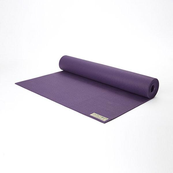 JADE YOGA Harmoni Professional Yogamåtte LONG - Purple