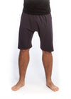 Men Jersey Shorts - Grey