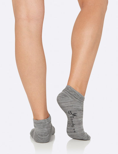 Women´s Low Cut Sneaker Socks - Grå