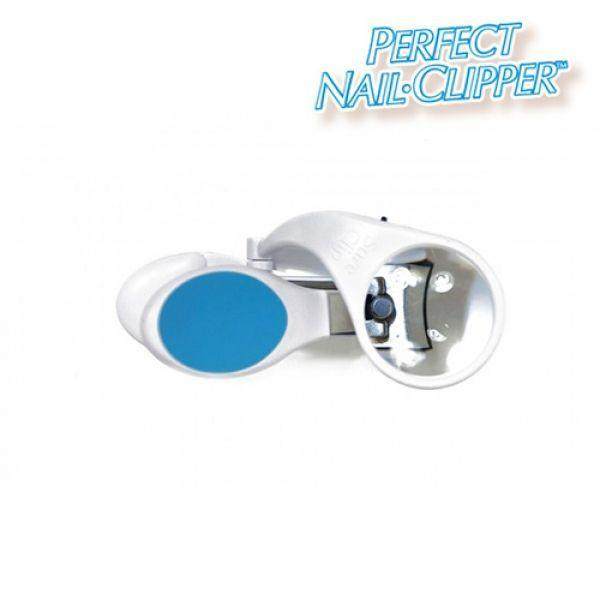 Coupe-ongles LED avec Loupe Perfect Nail Clipper GalaxiShop
