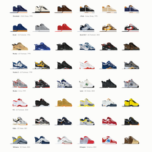 Load image into Gallery viewer, Skate Shoes of the 90s (Part 2)