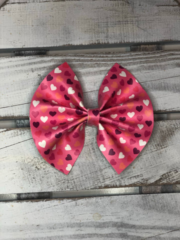 Oh So Luvely Petite Pinch Bow