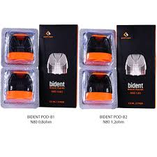 Bident replacement pods
